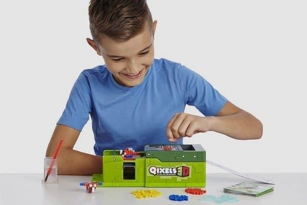 Детский 3D-принтер Qixels 3D