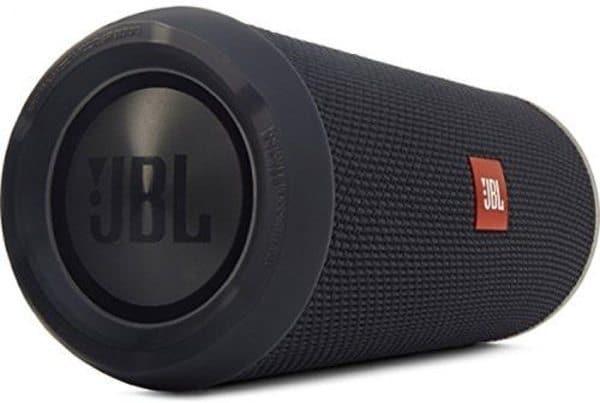 Цилиндрическая колонка с отличным звуком JBL Flip 3