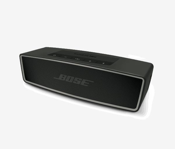 Классическая домашняя колонка Bose Soundlink Mini II