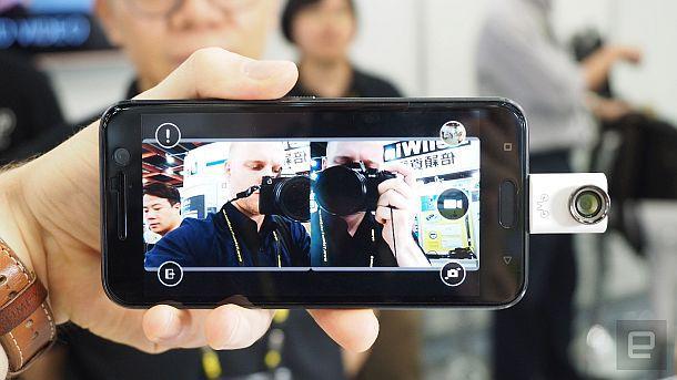 3D камера для смартфонов Eye-Plug 3D