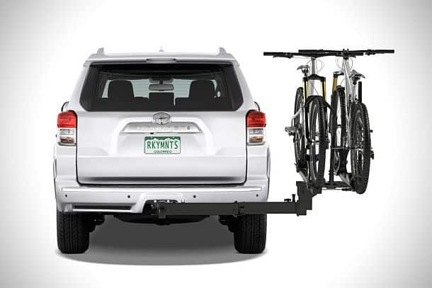 Автомобильное крепление для транспортировки велосипедов MonoRail RockyMounts