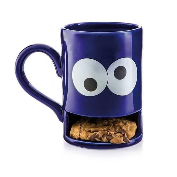 Кружка с сюрпризом Cookie Mug Monster
