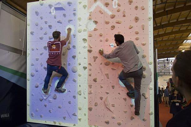 Настенная игра Climball