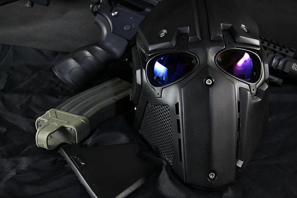Тактический баллистический защитный шлем Ronin Kevlar Level IIIA