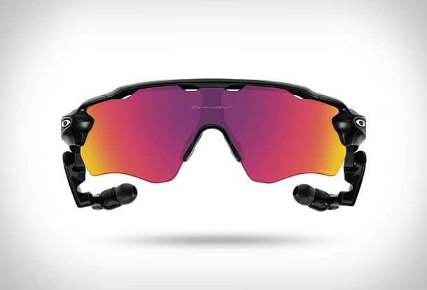 Умные фитнес-очки Oakley Radar Pace