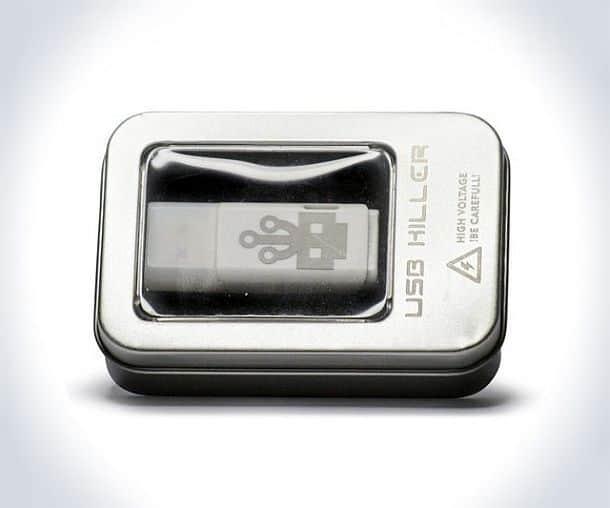 Устройство для экстремального тестирования USB устройств USB Killer 2.0
