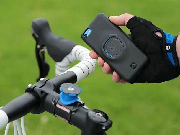 Чехол для айфонов с креплением Quad Lock