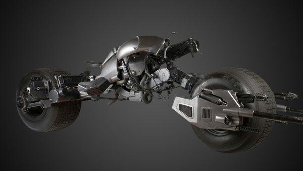Мотоцикл Бэтмена