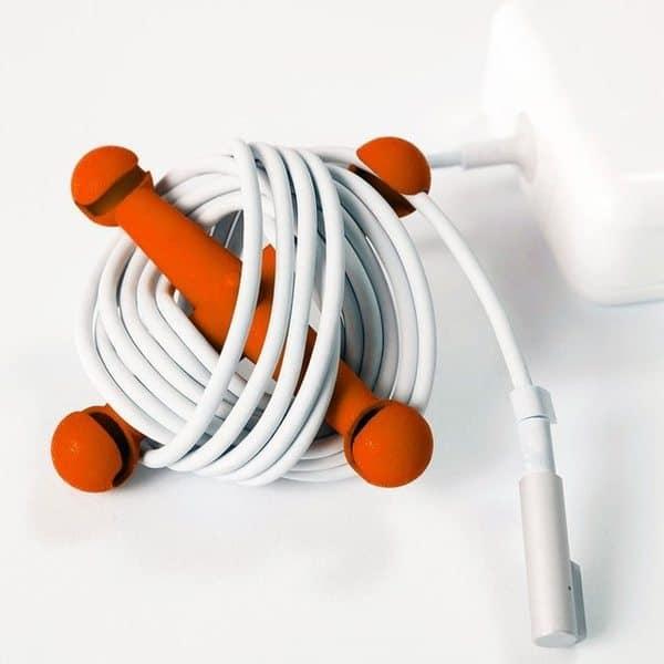 Крестообразный органайзер для кабеля Bspun