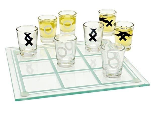 Алкогольные крестики-нолики Tic Tac Toe