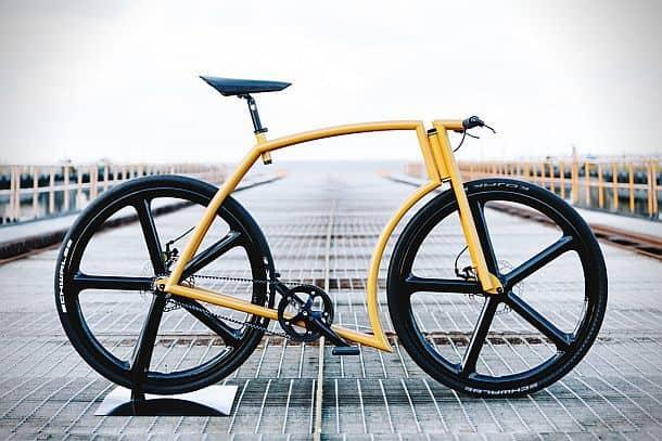 Велосипед Viks GT от Lamborghini