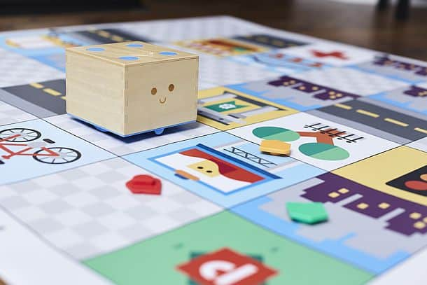 Конструктор для маленьких программистов Cubetto