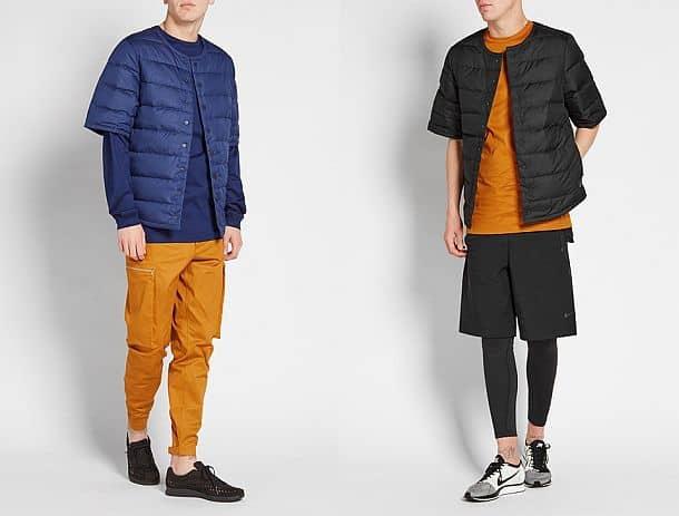Курточка с коротким рукавом NikeLab