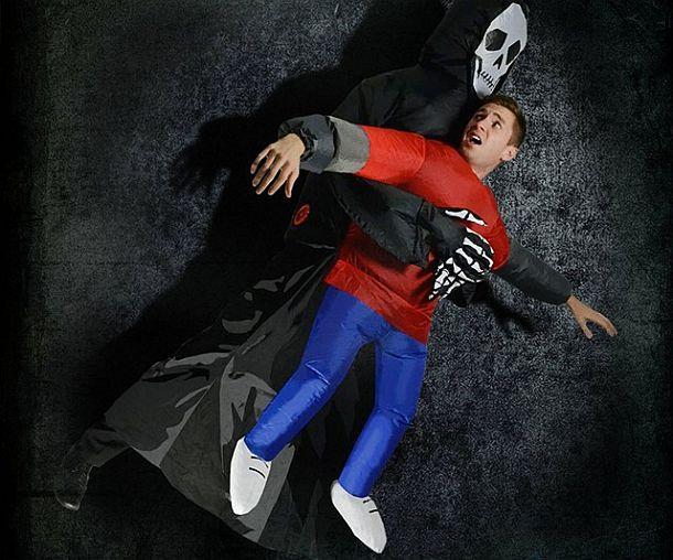 Надувной костюм «Беспощадный убийца»