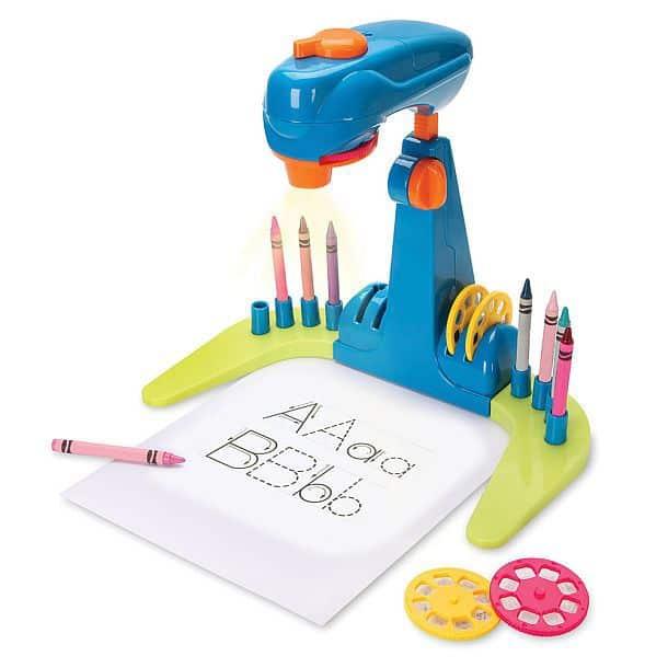 Проектор для обучения детей письму и рисованию Ingenio