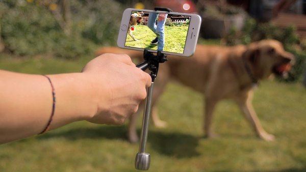 Видеостабилизатор для смартфонов Smoovie