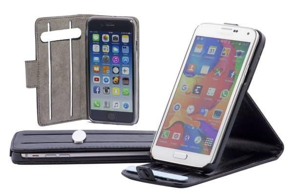 Чехол со встроенной щёткой для чистки экрана i-Wipe