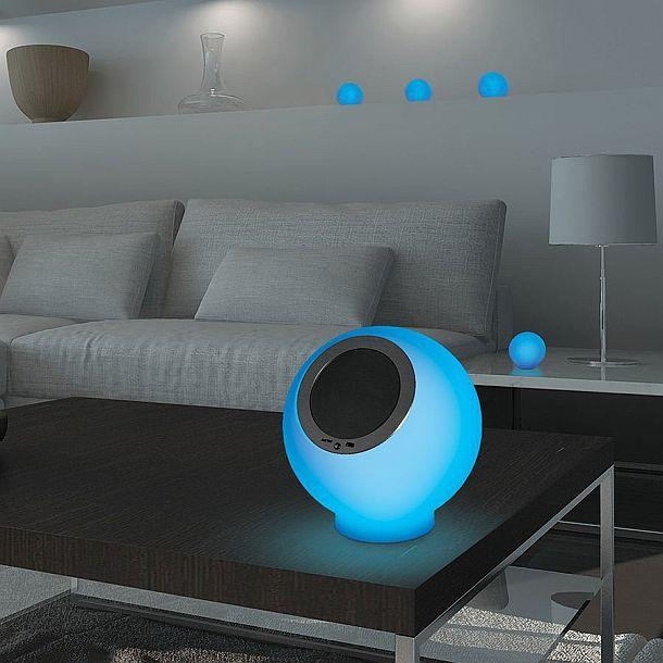 Беспроводная акустическая система Eluma Lights