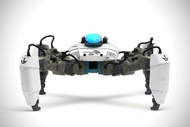 Боевые роботы MekaMon