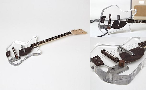 Детская гитара Loog Diy