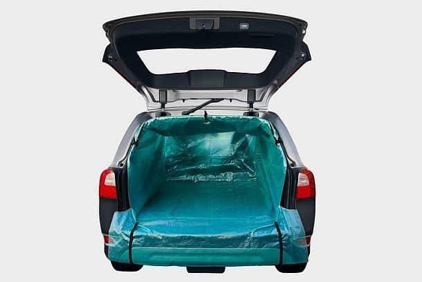 Защитный чехол для багажника Pro idee