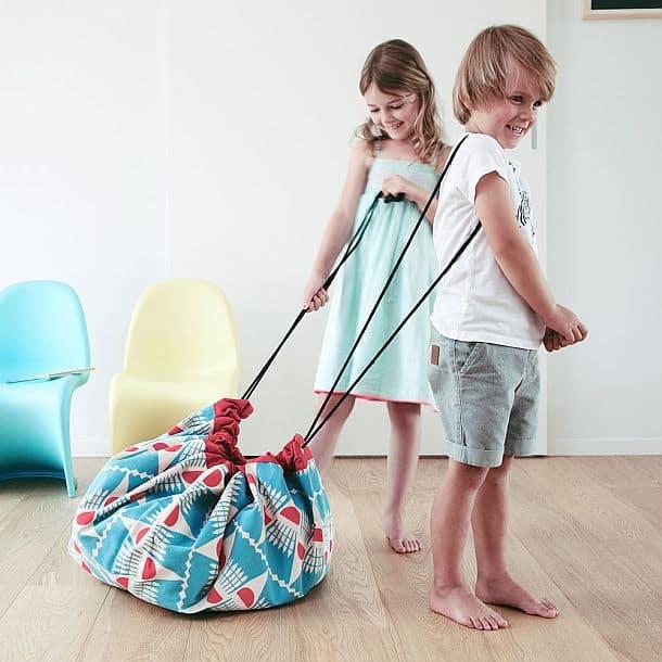 Игровой коврик сумка Play And Go Storage Mat купить и цена