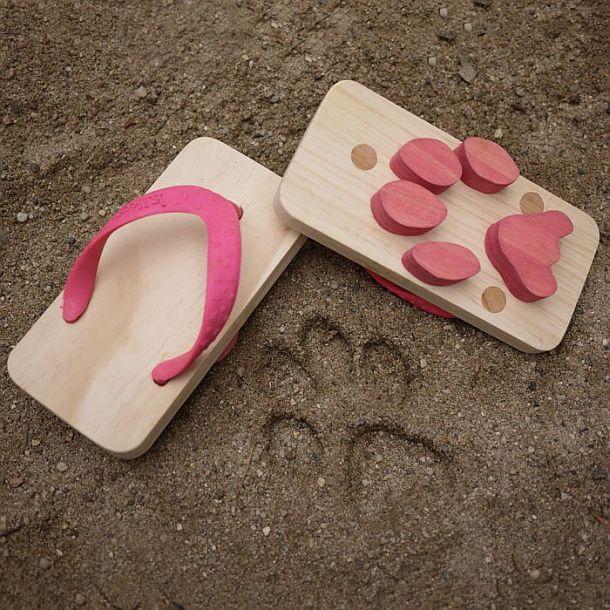 Игровые пляжные сандалии Ashiato