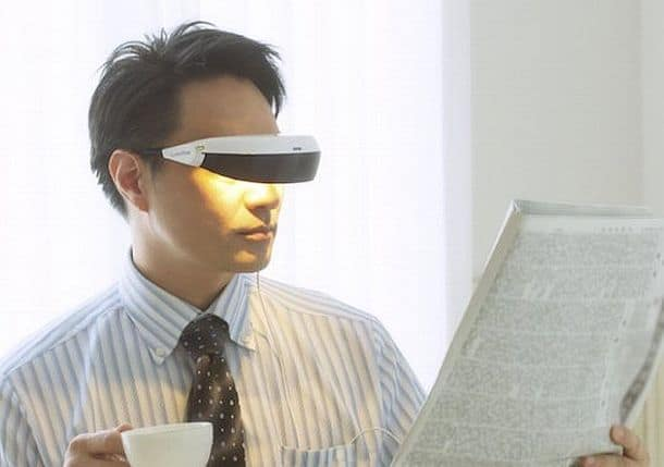 Очки для регулировки биологических ритмов Luce Glass
