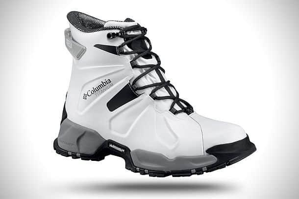 Походные ботинки Columbia Canuk Titanium