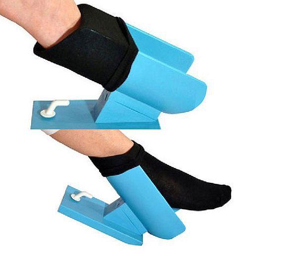 Приспособление для надевания носков Easy On Easy Off Sock Aid Kit