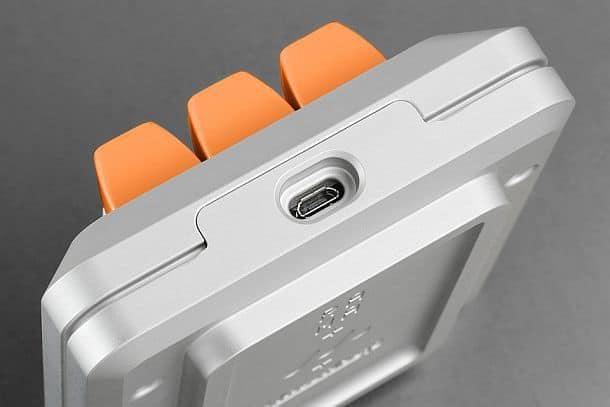 Программируемая механическая клавиатура RAMA M10-A