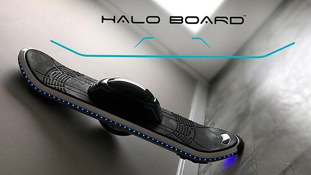 Самобалансирующая одноколесная доска Halo Board