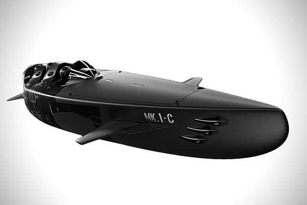 Трехместная подводная лодка ORTEGA MK. 1C