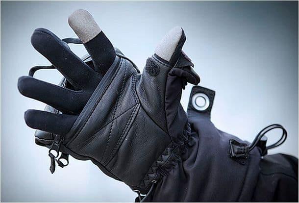 Умные перчатки Heat 3