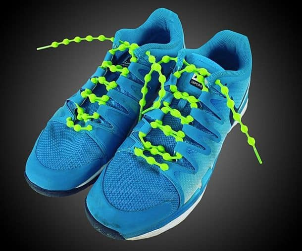 Эластичные шнурки для обуви CoolKnot