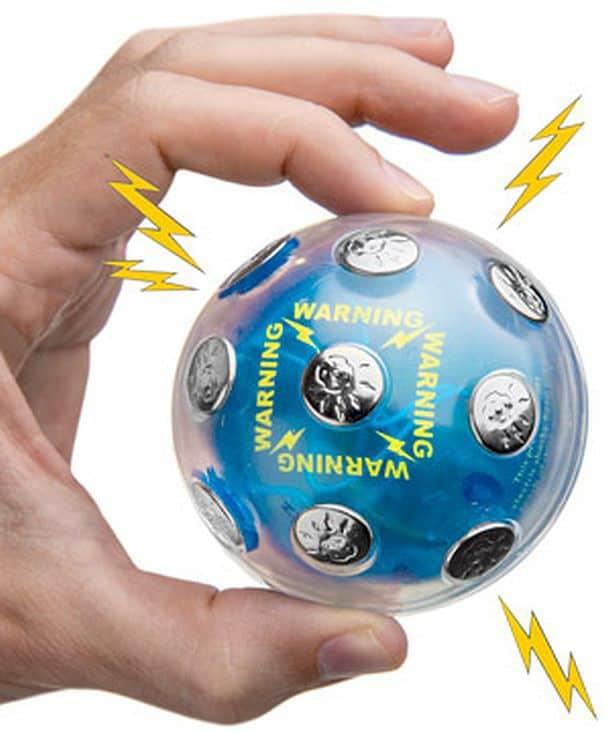 Электрошоковый мяч Shock Ball