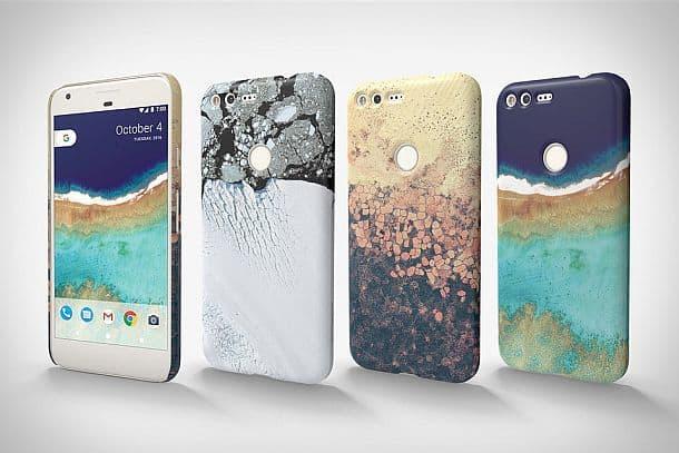"""""""Живые"""" чехлы для смартфонов Earth от Google"""