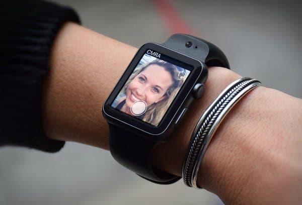 Камера CMRA для Apple Watch