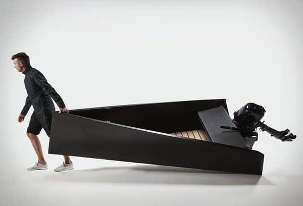 Треугольная гоночная лодка Tinnie 10