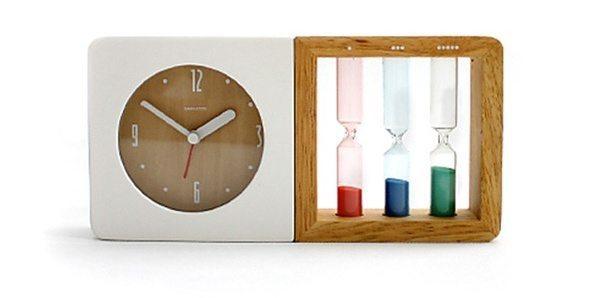 Песочные часы с функцией будильника