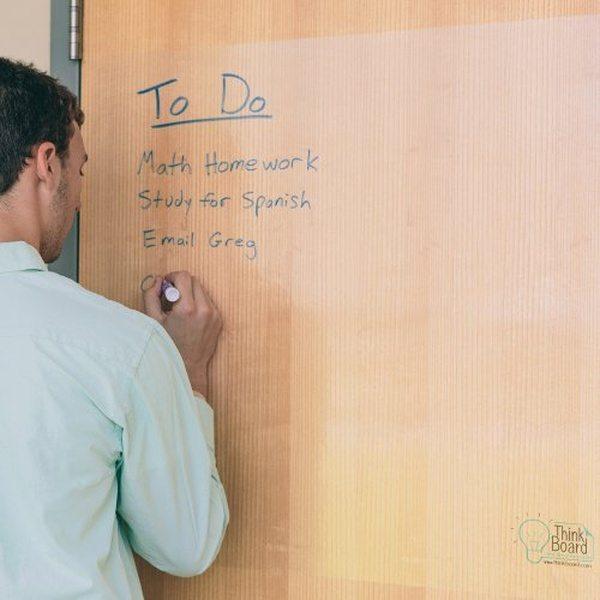 Прозрачная маркерная доска Think Board