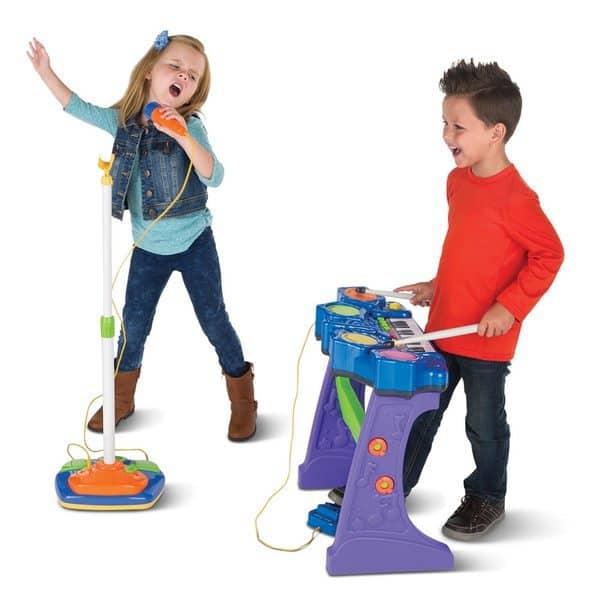 Универсальная музыкальная установка для детей