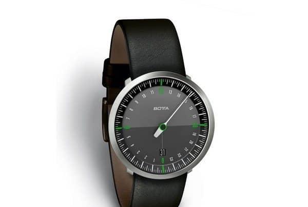 Botta Uno - итальянское название, швейцарский механизм, германское качество