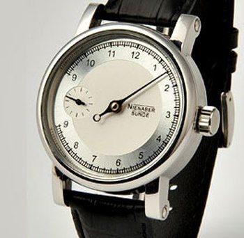 Однострелочные часы с ручным заводом Nienaber Uhren Antero