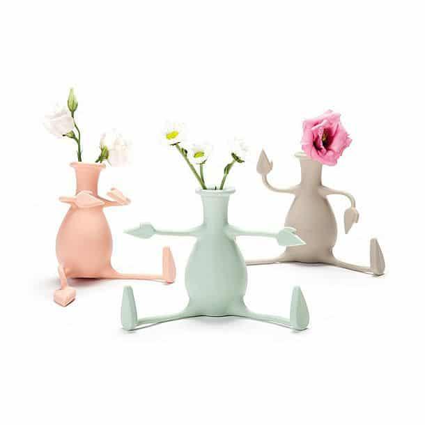 Доброжелательная цветочная ваза Florino