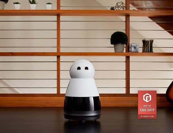 Домашний робот Kuri