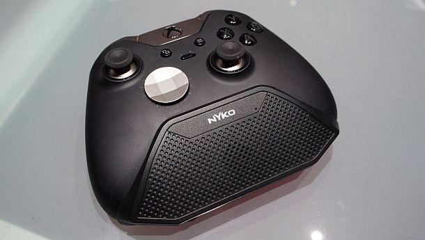 Интеркоммуникационное устройство Nyko Speaker Com для игровых контроллеров Xbox One