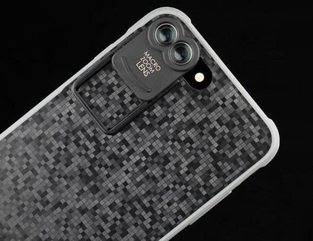 Комплект объективов для iPhone 7 Plus Kamerar