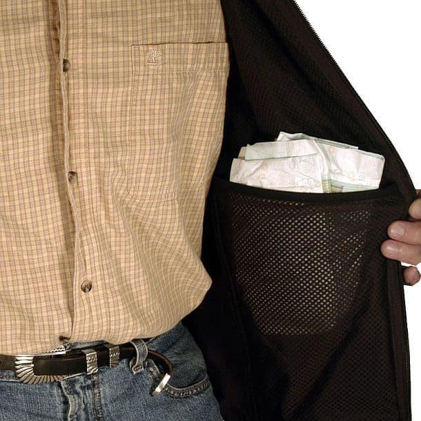 Куртка для пап от DadGear с подкладкой-сумой для подгузников