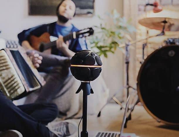 Портативная студия звукозаписи ZYLIA